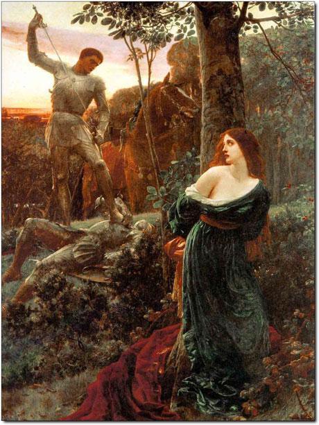 Medieval Romance Erotica