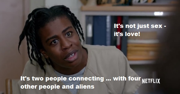 Time Hump Chronicles Quote Suzanne OITNB