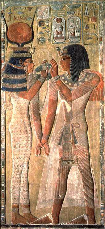 romantic love ancient egypt